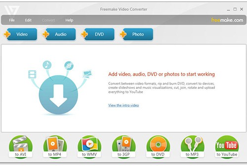 MP4 to FLV conversion