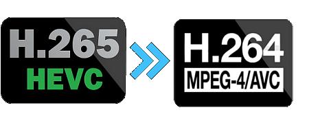 Free Convert HEVC H 265 to H 264 in Handbrake Must-know Tutorial