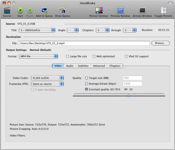 Handbrake Review: Is It the Best Free Video Converter for Mac?