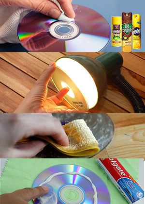dvd scratch repair how to fix scratched dvds easily. Black Bedroom Furniture Sets. Home Design Ideas
