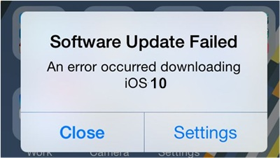there was a problem downloading the software for the iphone how to update to ios 10 1 10 2 10 3 and fix ios 8025