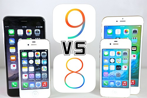 iPhone Comparison: iPhone 6S VS iPhone 6 Plus