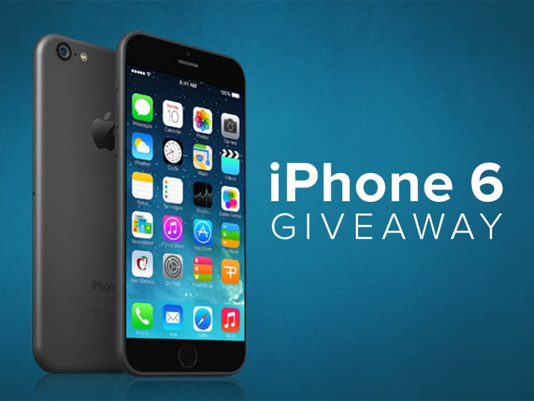 Free iphone giveaways