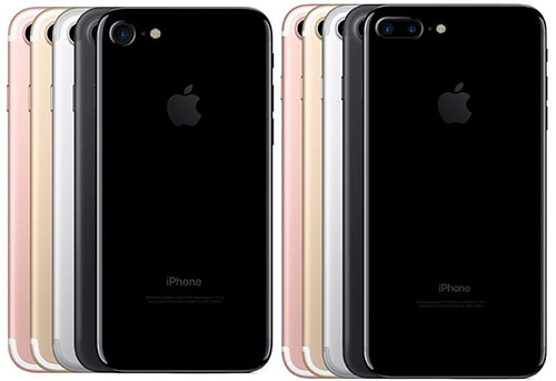 Iphone 6s Gold Iphone 7 in Pink Rose Gold
