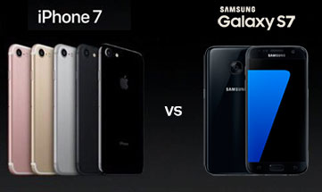 Iphone 7 Vs Samsung S7 Edge Which Is Better