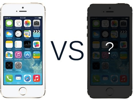 the difference between iphone 5s and 6