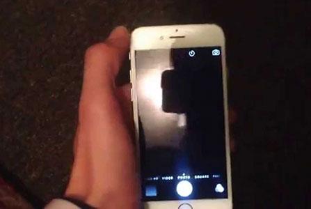 L'aperçu de l'appareil photo de l'iPhone 6s devient noir