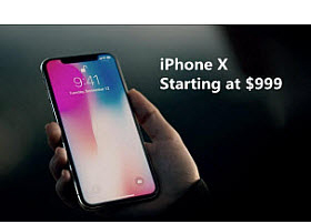 The Difference Between Iphone  And Iphone X