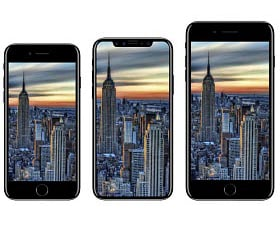 iPhone 8 vs 7/Plus comparison
