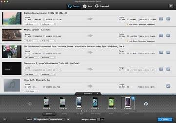 iskysoft video converter 破解 mac