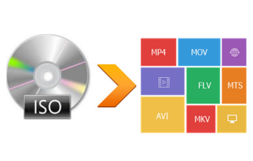 Best ISO Converter: Convert ISO to MP4/AVI/MKV/MOV