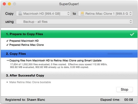 how to backup mac to external drive without time machine
