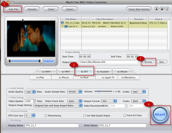 how to get password from mkv files