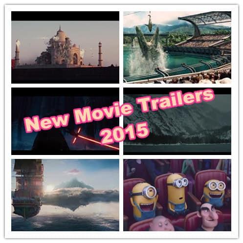 2015 Movie Trailers YouTube