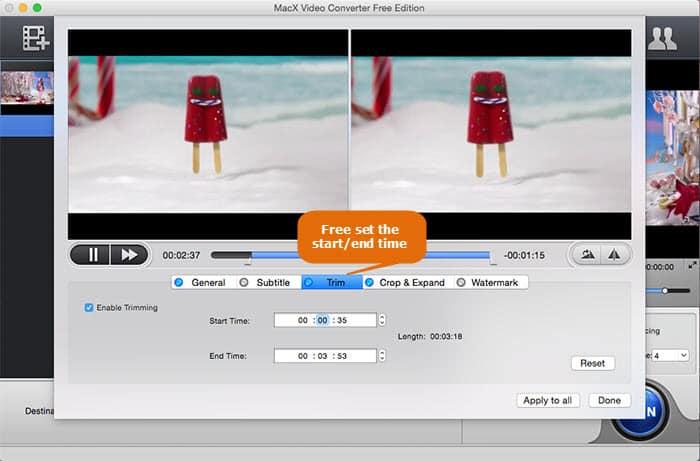 free se video compression