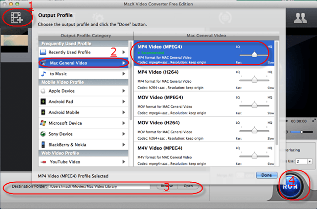free mp4 video converter for mobile