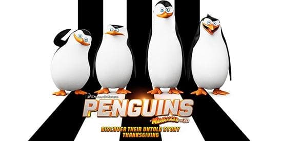 pinguin of madagascar the