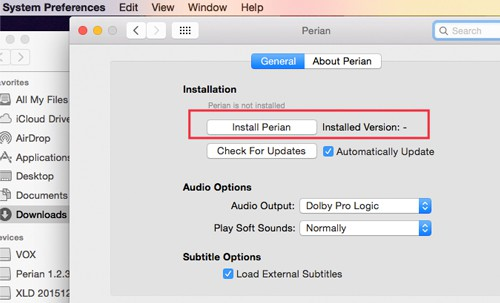 QuickTime Perian Tutorial: All About the QuickTime Components