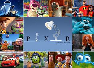 disney pixar filmer