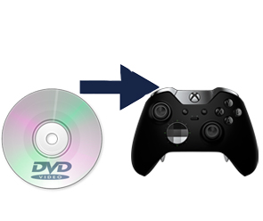 how to play dvds on xbox