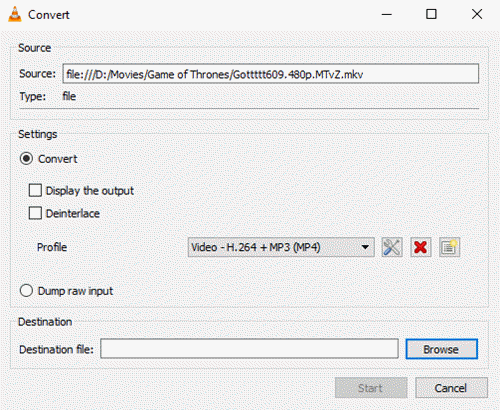 Cannot Freely Convert MKV to MP4 with VLC? Here're Fixes and