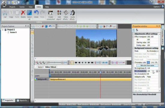 Mp4 hd video editor free