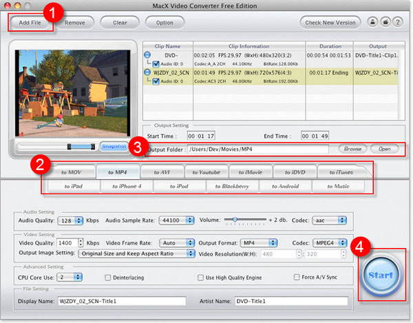 Free Video Converter, Any Video Converter Freeware