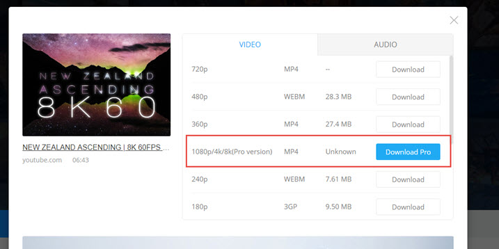 How to Download 4K (Ultra HD) Video from YouTube with Highest Quality