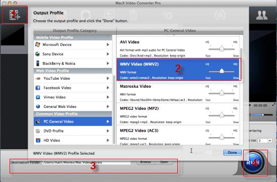 windows media player avi codec mac
