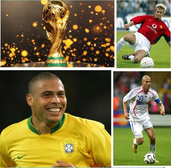 Top 5 FIFA World Cup Songs in 2018