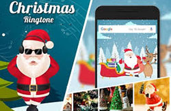 make christmas ringtone