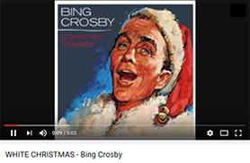 top 2 christmas music to download white christmas - Classic Christmas Songs Youtube