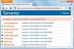 Image Result For Torrentz Search Engine