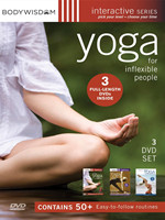 list of top best yoga dvds for beginners weight loss more