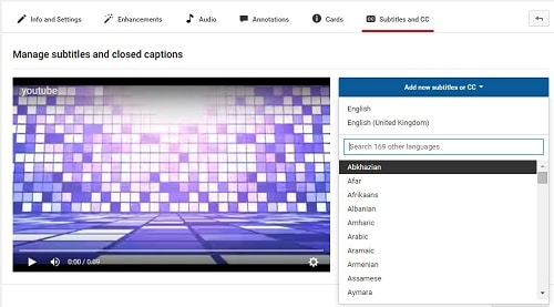 How to add subtitles to a youtube video for better enjoyment youtube subtitles adding ccuart Image collections
