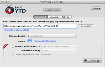 Top 5 Free YouTube MP3 Downloader for Mac