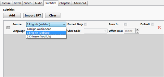 HandBrake Tutorial: How to Add Soft or Hard Subtitles to