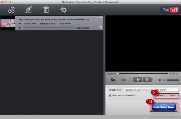 download youtube video macbook pro