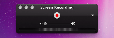 Two easy solutions to capture screen video on mac with screen recorder record video with quicktime player ccuart Gallery