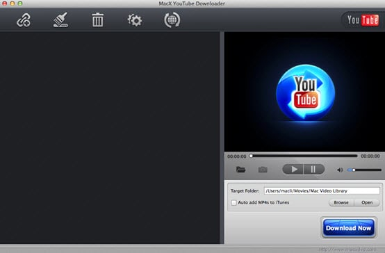 Best free youtube grabber for mac to download youtube video with step 1 load youtube video ccuart Image collections