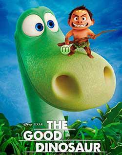 2015 New Animated Movie The Good Dinosaur