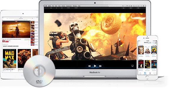 The easiest DVD ripper for your Mac