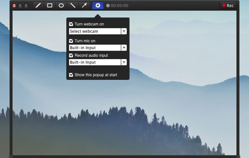 How to Record Mac Screen with Audio with Movavi Screen Recorder Studio