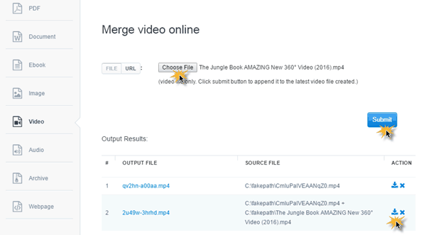 How to Merge Multiple MP4 Files into A Single One