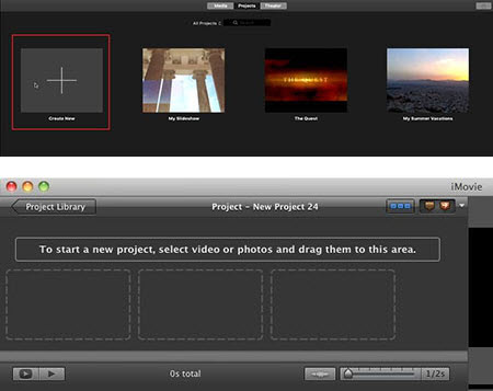 imovie project Duplicate a project duplicating a project is useful if you want to edit the project but retain a copy of the original version to duplicate a project: in.