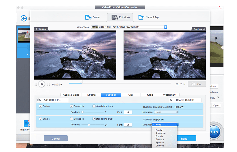 x video editor google play video converter online
