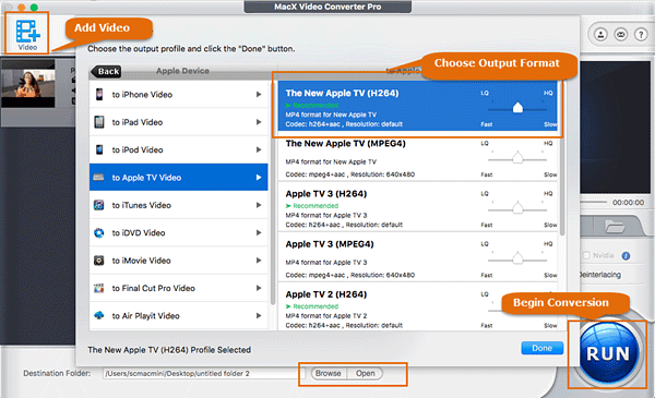 How to Play HD MKV on Apple TV with/without Converting | 3 Ways