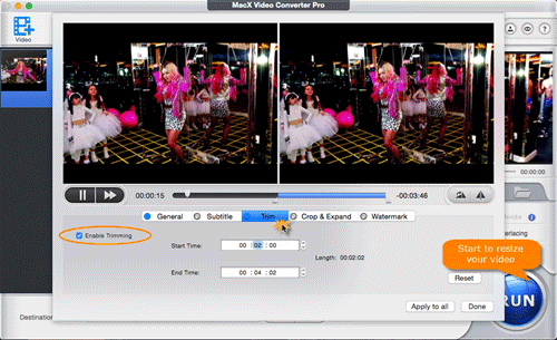 4 Ways to Resize Video on Mac with 1 Program Only!