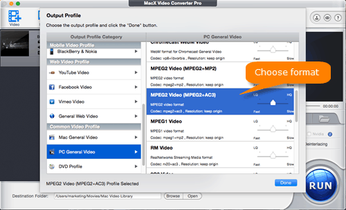 Convert Mpeg2 To Mp4 Free Online