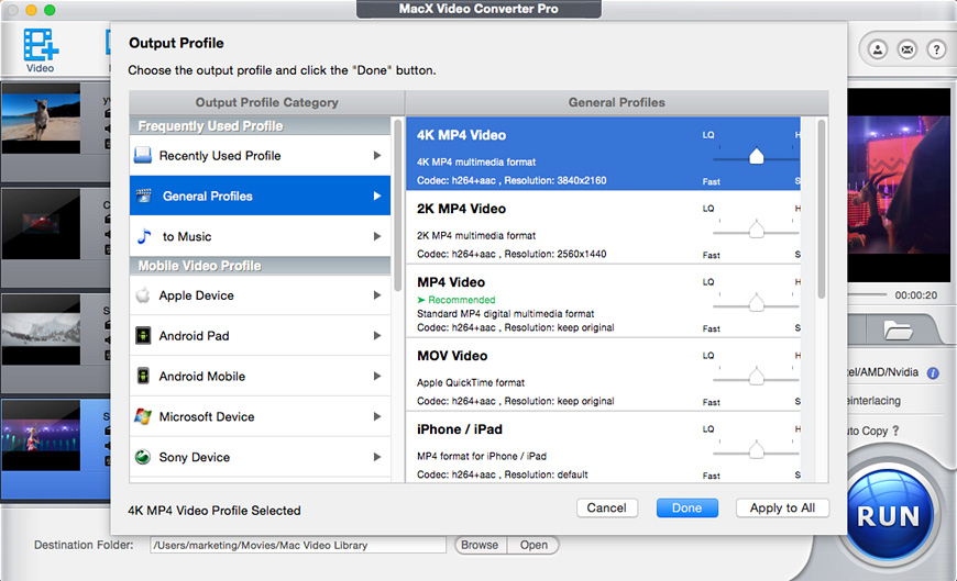 Top 3 4K Video Converters - Convert 4K to 1080p